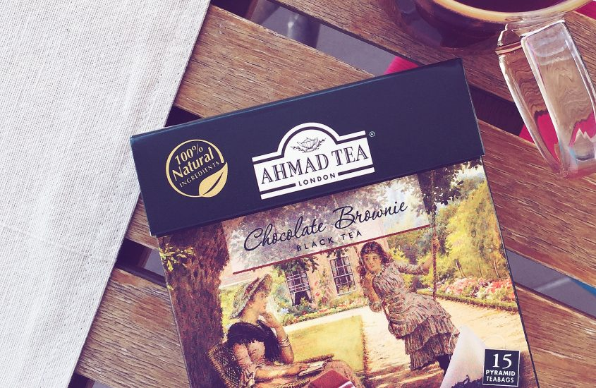 Özel Bir Keşif: Ahmad Tea Dessert Collection